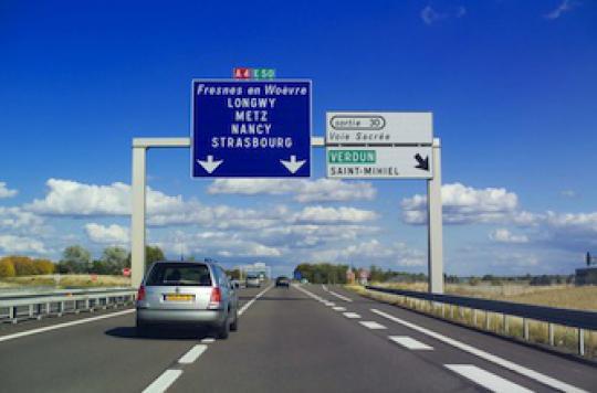 Conduite : la limitation de la vitesse sauve des vies