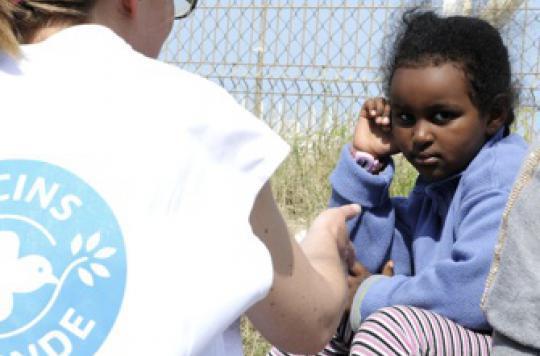Migrants de Calais : \