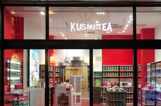 Kusmi Tea propose de rapporter les thés à la camomille