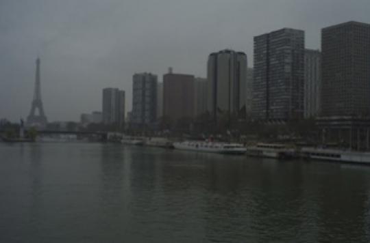 Nouveau pic de pollution en Ile-deFrance