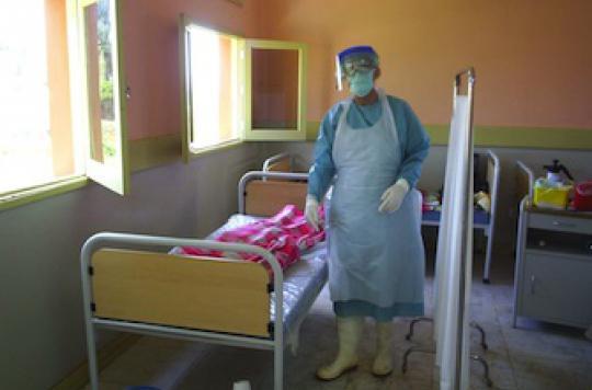 Ebola : la colère monte chez les infirmières françaises