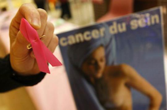6 millions de femmes vivent avec un cancer du sein dans le monde