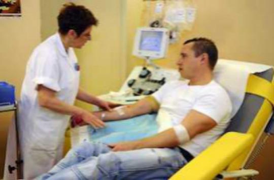 Don du sang : l'exclusion des homosexuels serait discriminatoire