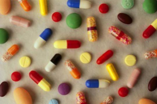 Les Français dépensent moins pour leurs médicaments