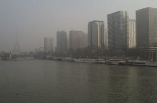 Pic de pollution : les poumons et les artères trinquent
