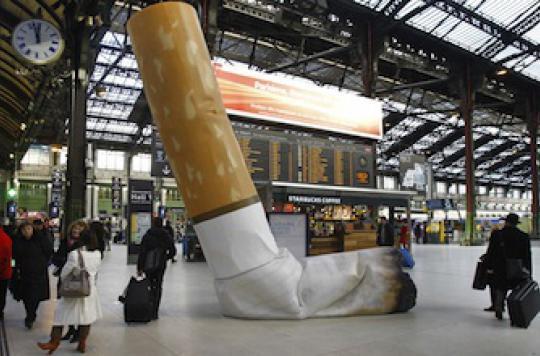 Les fabricants masquent les effets du tabac