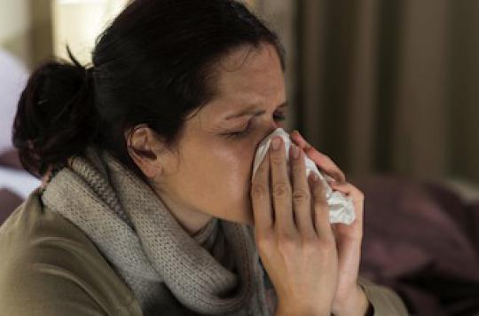 Grippe : le nombre de cas commence à diminuer