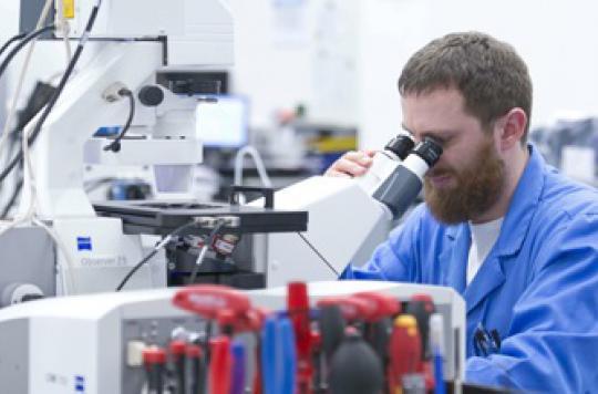 Quand la thérapie génique permet de résister au VIH