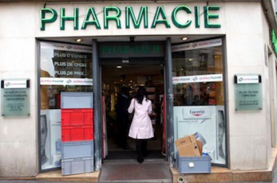 Médicaments en grande surface : l\'Ordre défend le monopole
