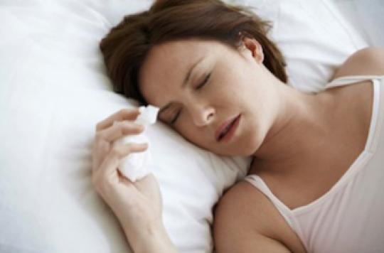 Grippe et gastro : la France franchit le seuil épidémique