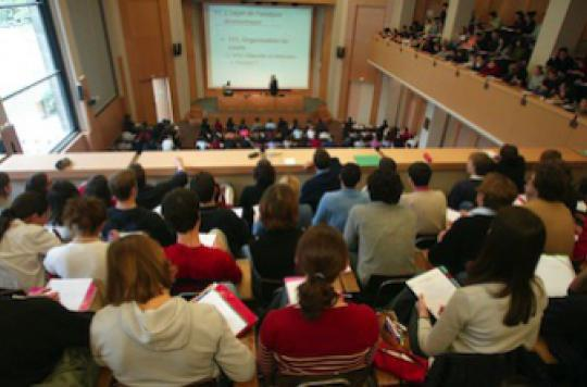 Etudiants: leurs dépenses de santé ont augmenté de 20 % en trois ans