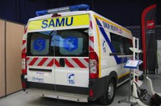 Le SAMU de Montpellier s\'adapte aux patients obèses