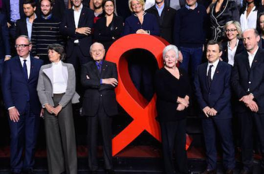 Sidaction : 3 millions d'euros collectés