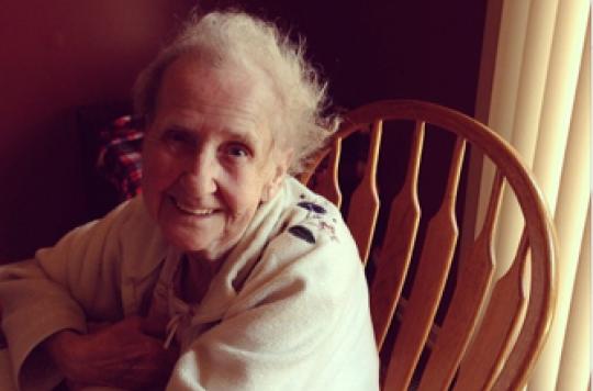 Cancer : la leçon de vie d'une octogénaire sur Instagram