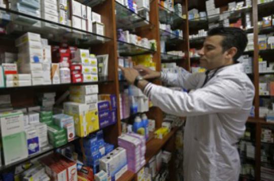 Les pharmaciens seront rémunérés à la boîte vendue dès 2015