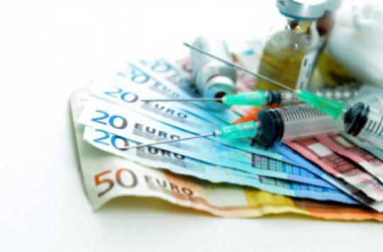 Epidémie de grippe : un surcoût de 80 millions d'euros pour l'Assurance maladie
