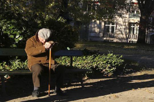 La solitude nuit gravement à la santé des personnes âgées