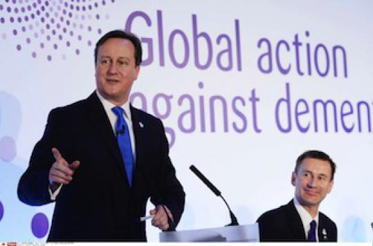 Démence : le G8 mise sur un traitement en 2025