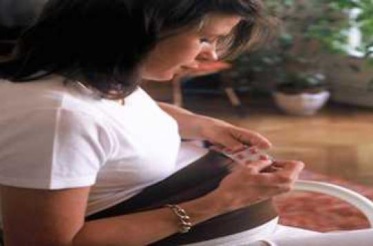 Les antidépresseurs augmentent le risque de naissance prématurée