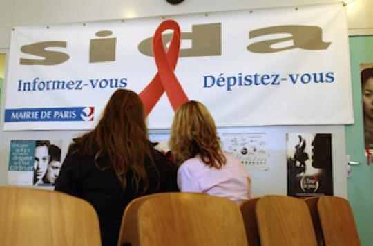 Sida : 30 000 Français sont séropositifs sans le savoir