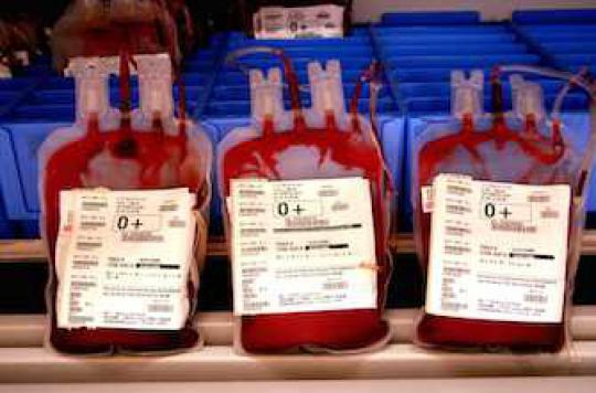 Diabète 2 : le groupe sanguin AB plus exposé
