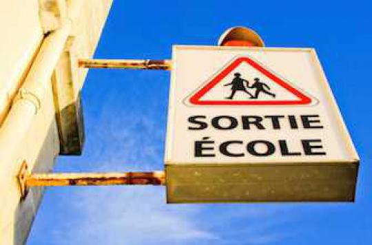 Accidents de la circulation : le printemps plus dangereux pour les enfants !