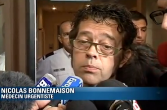 Euthanasie : Nicolas Bonnemaison ne sera plus jamais médecin