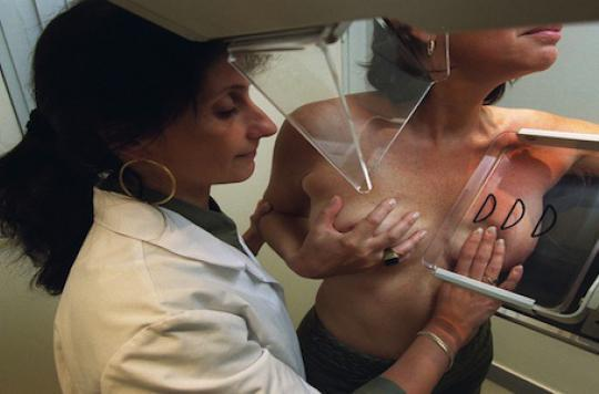 Dépistage du cancer: une campagne sur fond de polémique