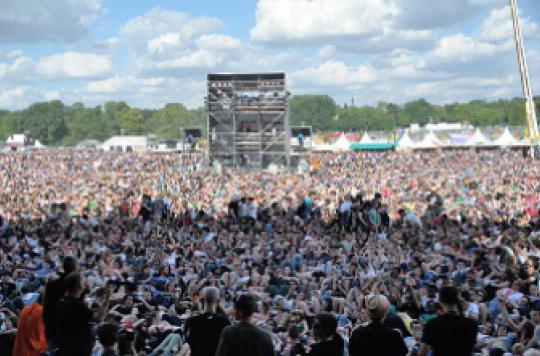 Sida : l'édition 2014 de Solidays bat des records