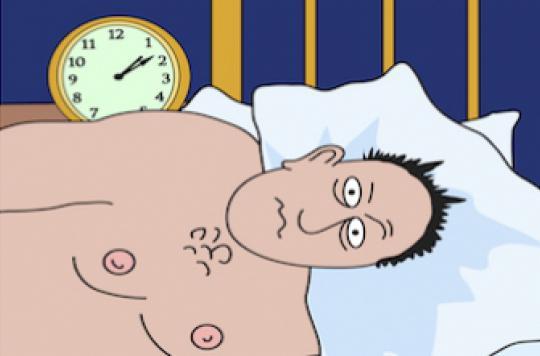 Manquer de sommeil détruit les neurones