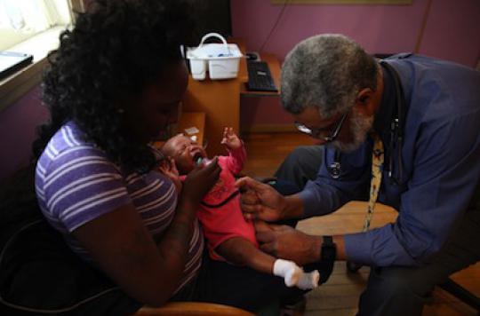 Rougeole : les Etats américains veulent calmer la fièvre anti-vaccinale