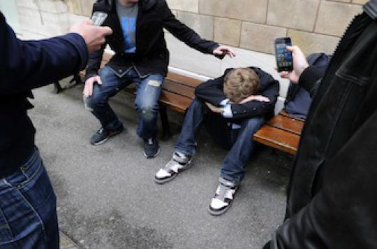 Le harcèlement à l'école laisse des séquelles à l'âge adulte