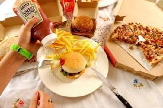 Hamburger, Pizza, Poulet ? Comment choisir son fast-
