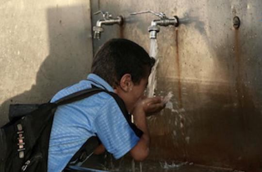 Eau potable : les dangers des canalisations en plomb