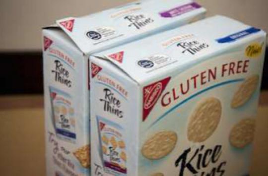 Régime sans gluten : à prendre avec précaution