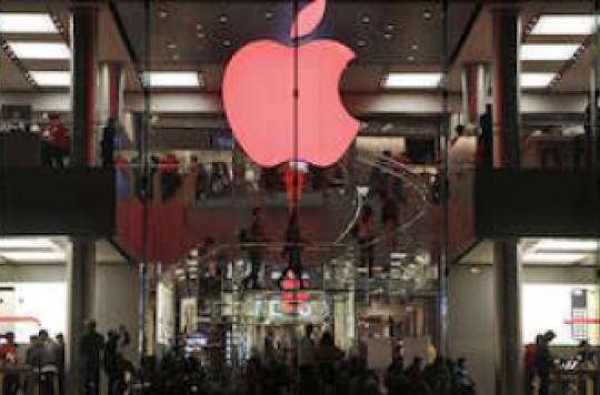 Apple passe au rouge pour aider la lutte contre le sida