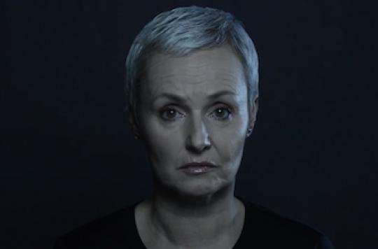 Cancer du pancréas : la campagne qui choque l'Angleterre