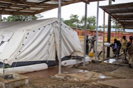 Ebola : l'Institut Pasteur se mobilise sur le terrain