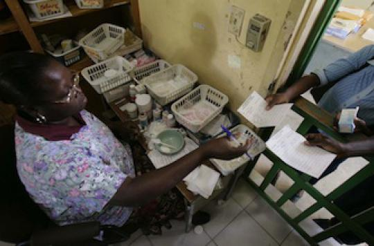 OMS : comment éviter 3 millions de morts du sida
