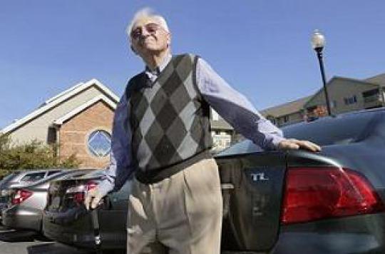 Seniors au volant : 8 Français sur 10 pour une visite médicale