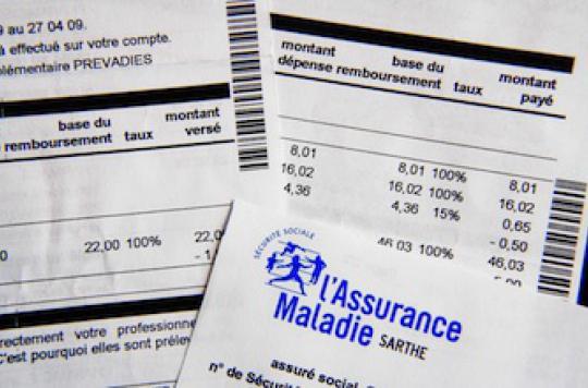 Médicaments: baisse inédite des dépenses en 2012