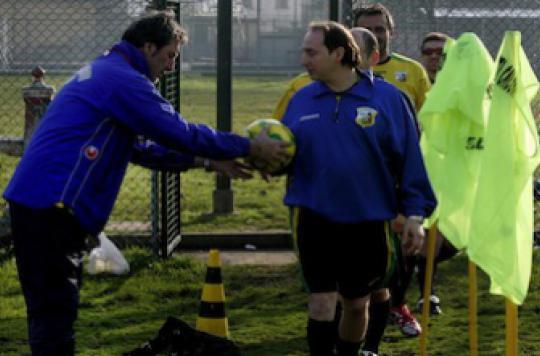 Diabète, hypertension : le football améliore la santé des patients
