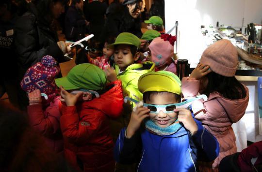 Films et jeux en 3D : à consommer avec modération avant 13 ans