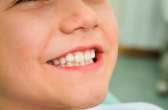 Le bisphénol A abîme l\'émail des dents