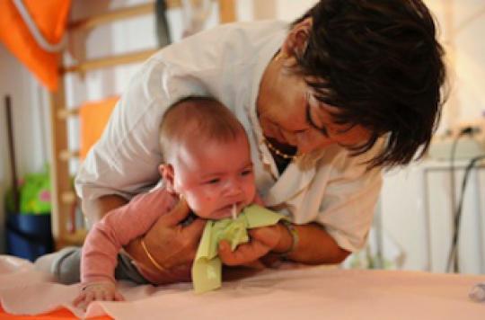Supplémentation en vitamines D : risque de fausse route chez les bébés