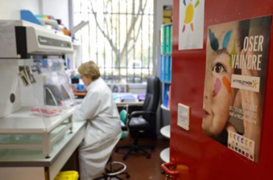 Myopathie : des résultats spectaculaires grâce au Téléthon