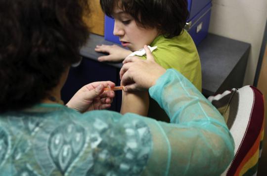 Vaccination : le lien avec la sclérose en plaques écarté