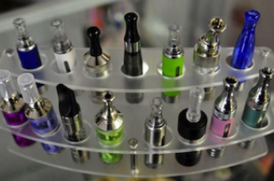 E-cigarette : les mises en garde de l'OMS