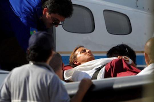 Malades à bord: y a-t-il un médecin dans l\'avion ?