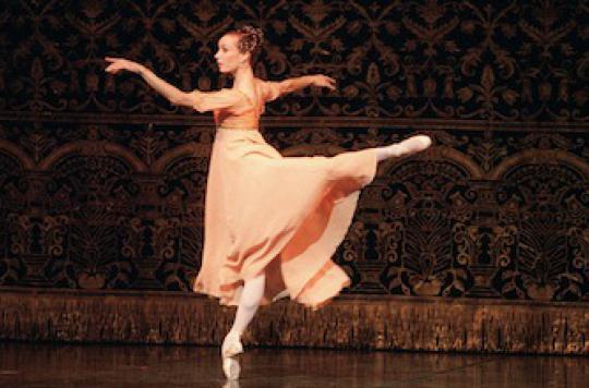 L'absence de tournis chez les danseuses, une piste contre le vertige